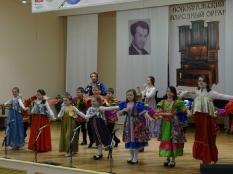 День открытых дверей 2015г. Фольклорное отделение